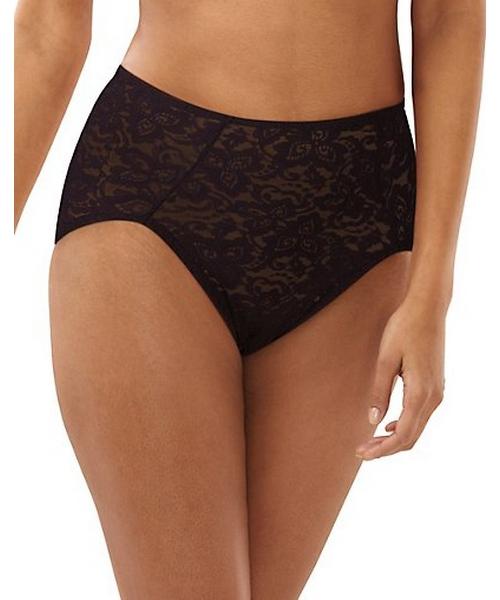 Bali Lace 'N Smooth® Brief women Bali