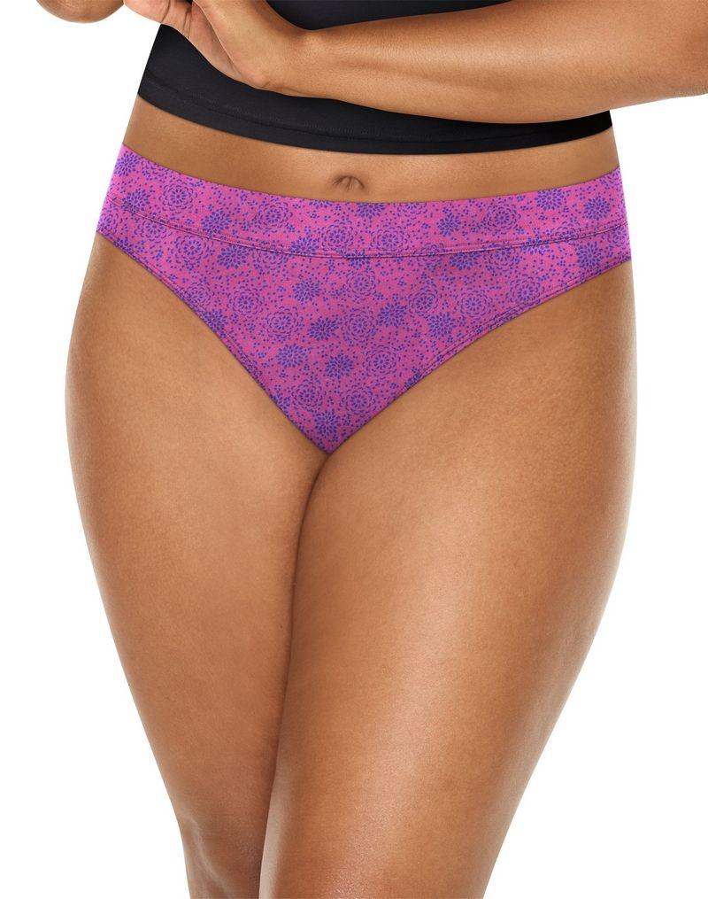 Playtex Ultra Soft Bikinis, 4-Pack women Playtex