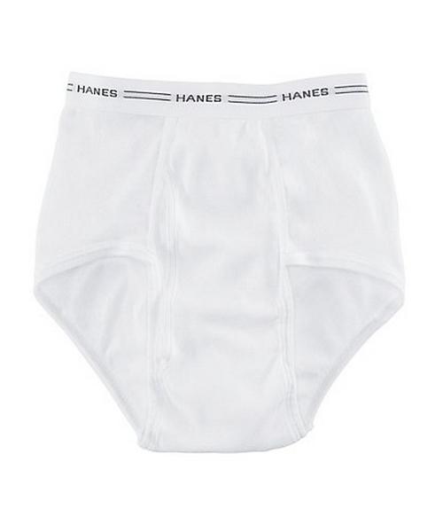 Hanes Big Man's 2X-3X Briefs 3-Pack men Hanes