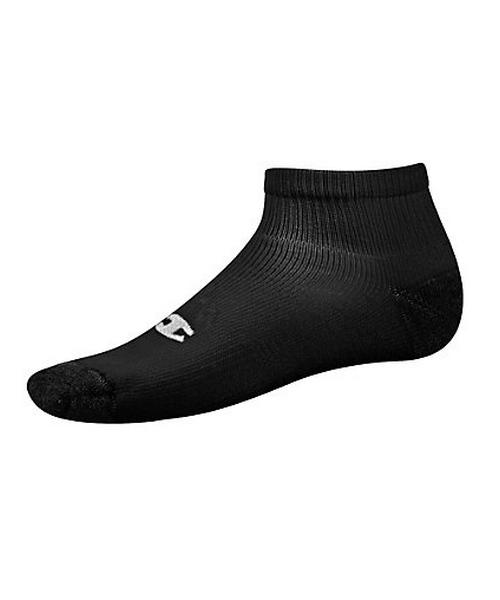 Champion Double Dry® Performance Men's Quarter Socks 6-Pack C601S