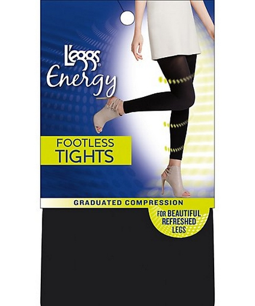 L'eggs® Energy Collection Opaque Footless Tight women L'eggs