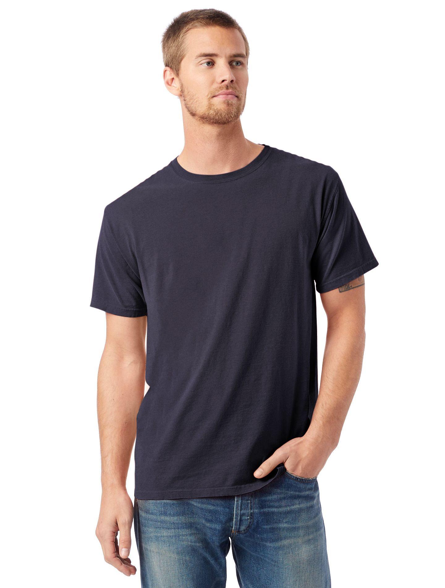 Hanes Men's ComfortWash™ Garment Dyed Short Sleeve Tee men Hanes