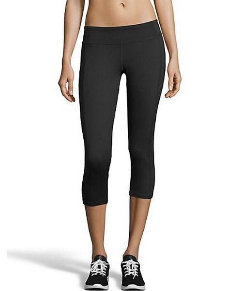 Hanes Sport™ Women's Performance Capri Leggings women Hanes