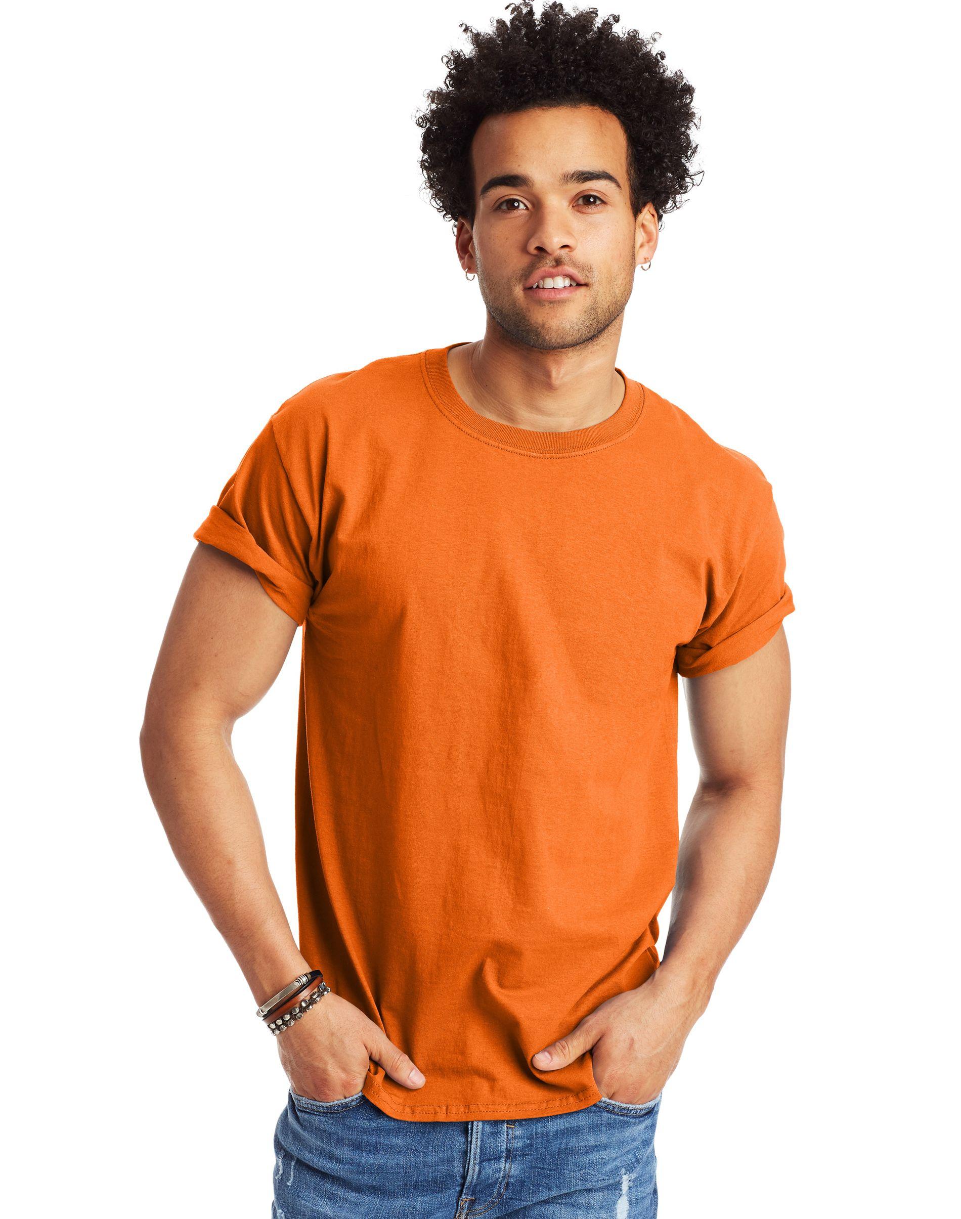 Hanes TAGLESS® T-Shirt men Hanes