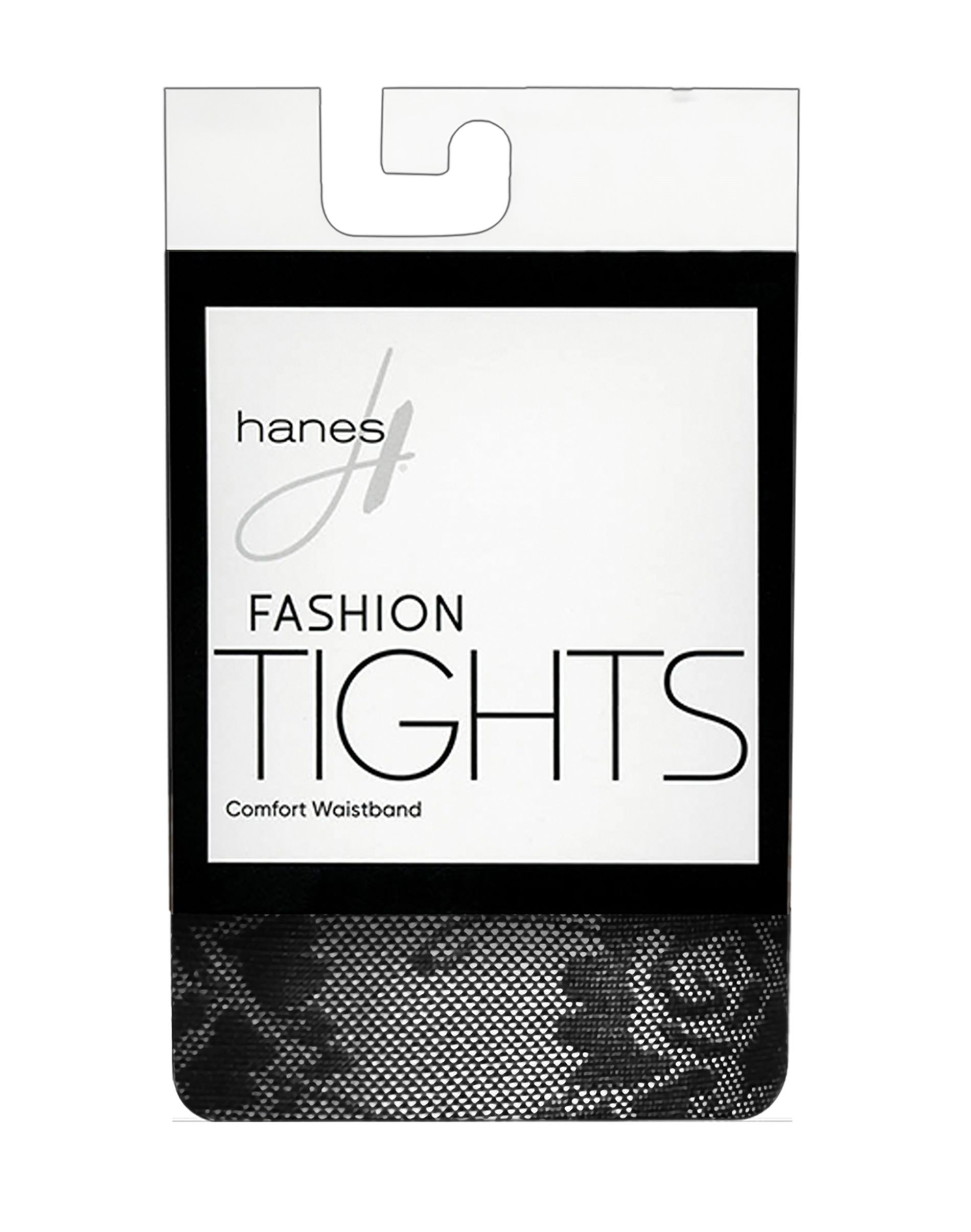 hanes floral lace control top fashion tights women Hanes