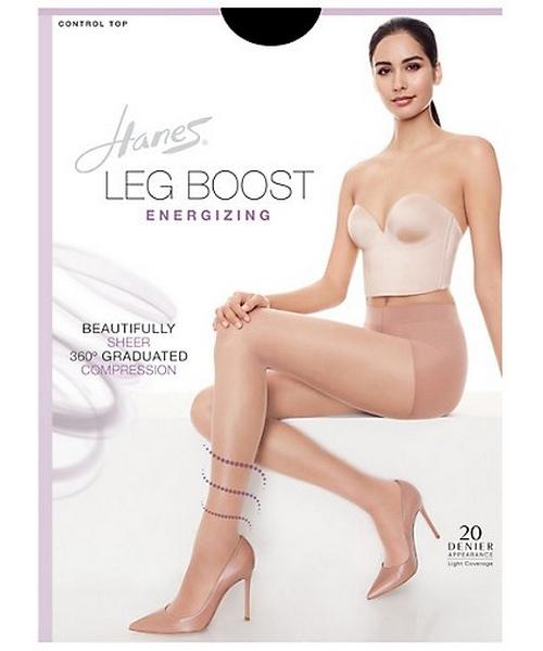 Hanes Leg Boost Energizing Pantyhose women Hanes