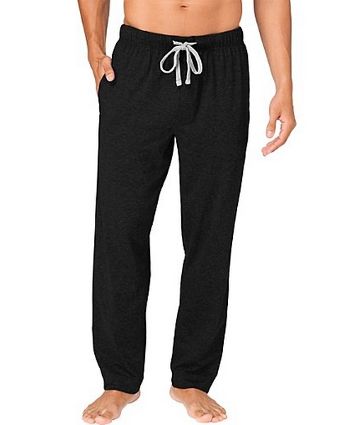 hanes x-temp men's jersey pant with comfortsoft waistband men Hanes