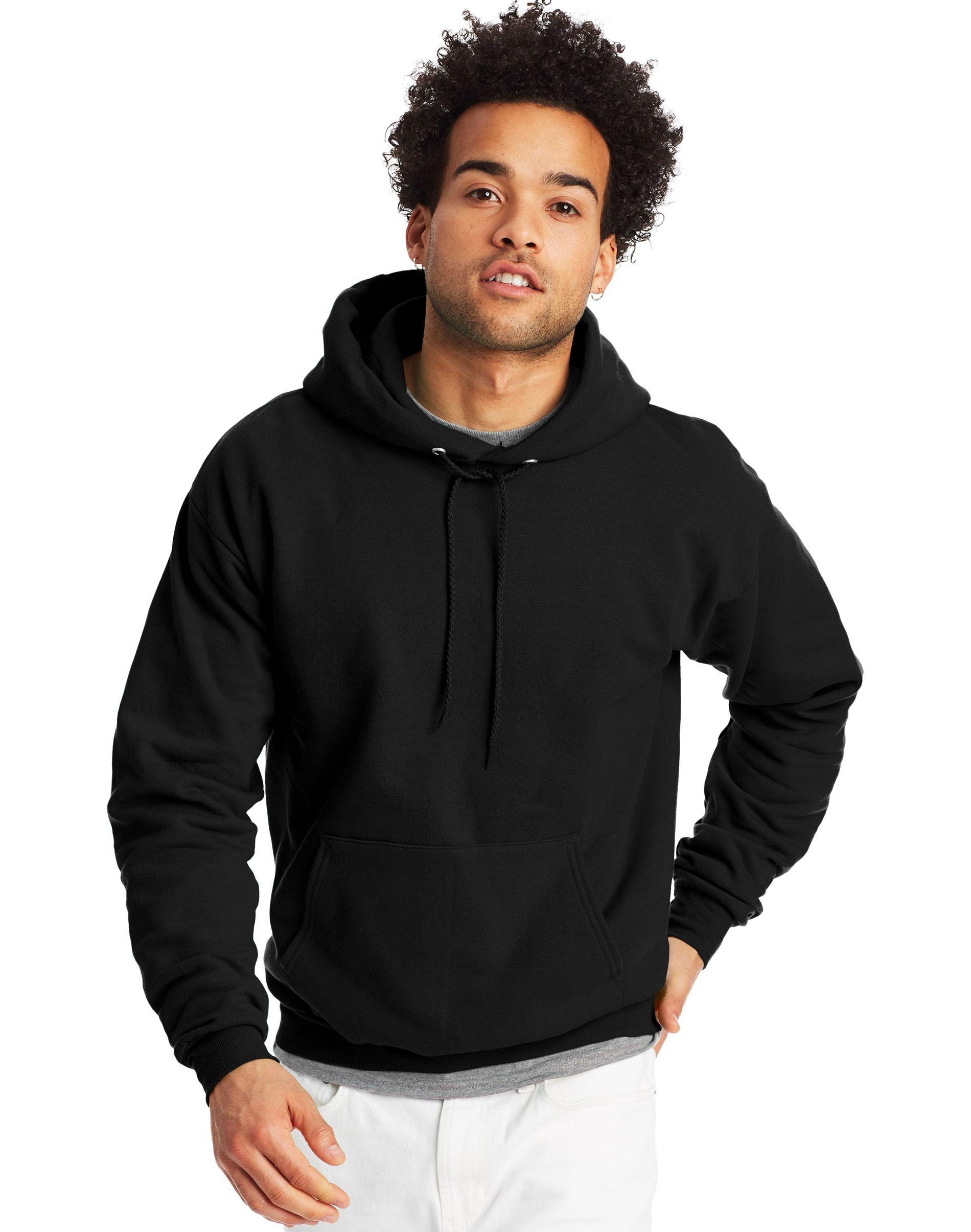 Hanes ComfortBlend® EcoSmart® Pullover Hoodie Sweatshirt men Hanes