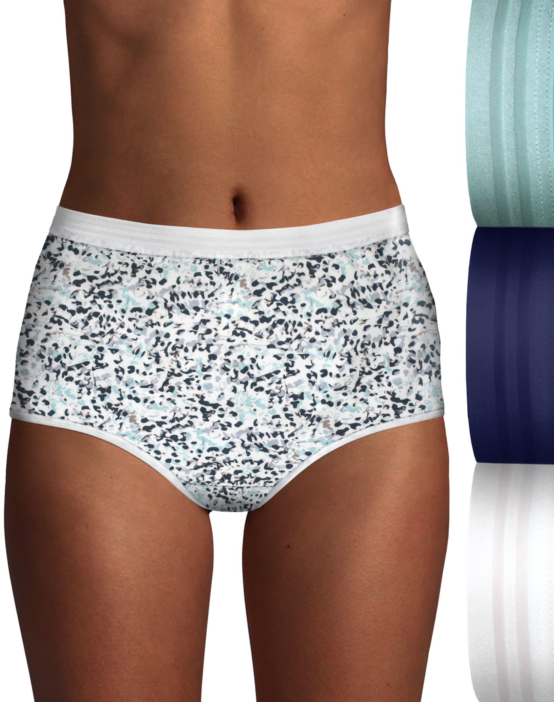 hanes ultimate® women's constant comfort® x-temp® brief 3-pack women Hanes