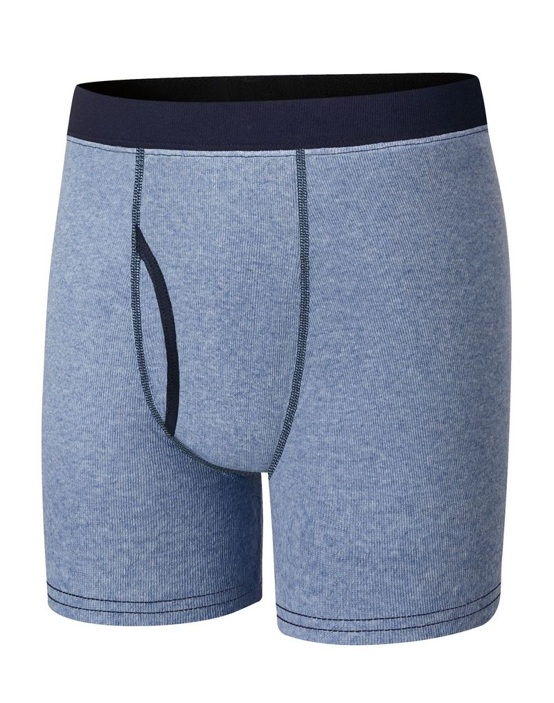 Boy's Red Label ComfortSoft Dyed Boxer Brief P7 youth Hanes