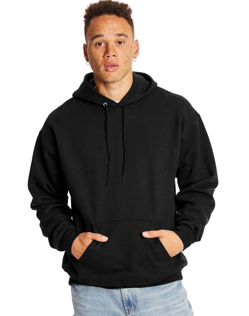 Hanes MenтАЩs Ultimate Cotton® Heavyweight Pullover Hoodie men Hanes