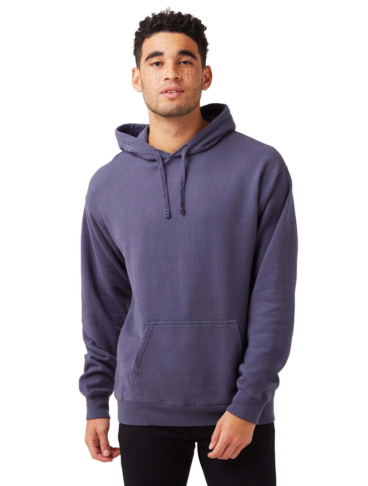 Hanes Men's ComfortWash™ Garment Dyed Fleece Hoodie Sweatshirt men Hanes
