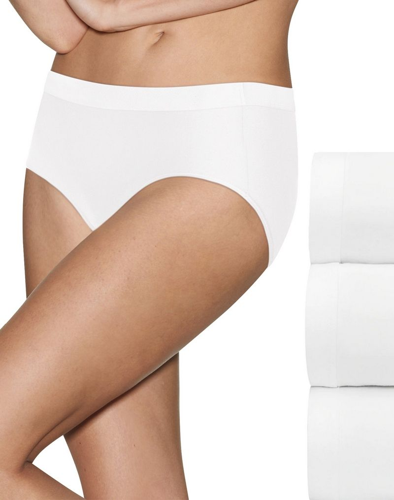 Hanes Ultimate™ Women's Constant Comfort® X-Temp® Hipster 3-Pack women Hanes