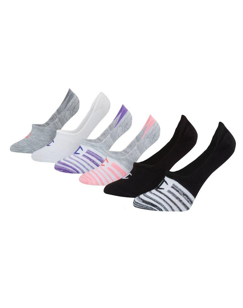 Champion Women's Performance Invisible Liner Socks 6-Pack women Champion
