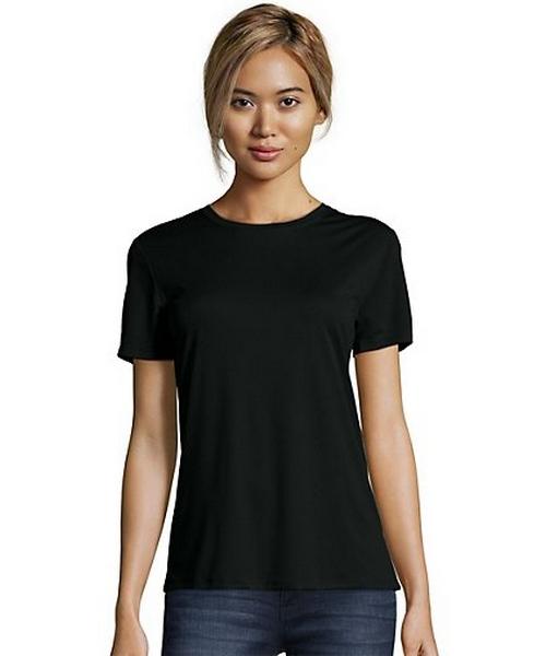 Hanes Women's Cool DRI® T-Shirt women Hanes