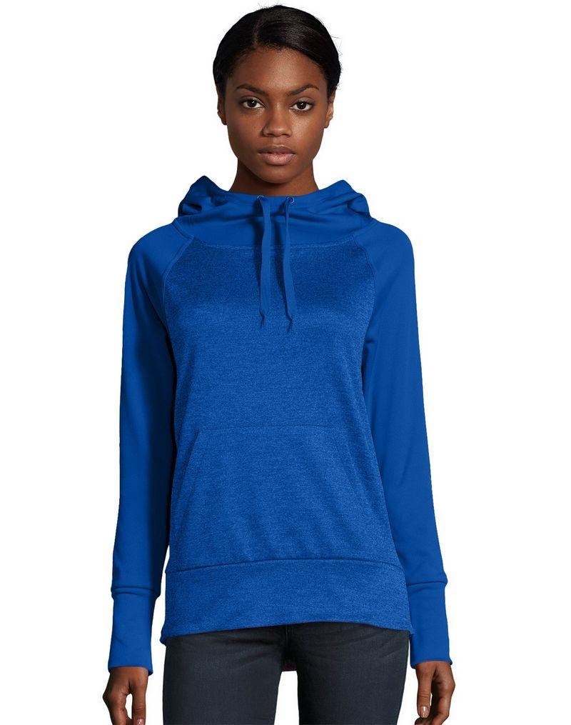 Hanes Sport™ Women's Performance Fleece Hoodie women Hanes
