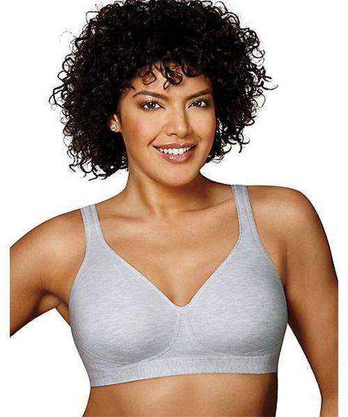 Playtex 18 Hour Cotton Stretch Ultimate Lift & Support Wirefree Bra women Playtex