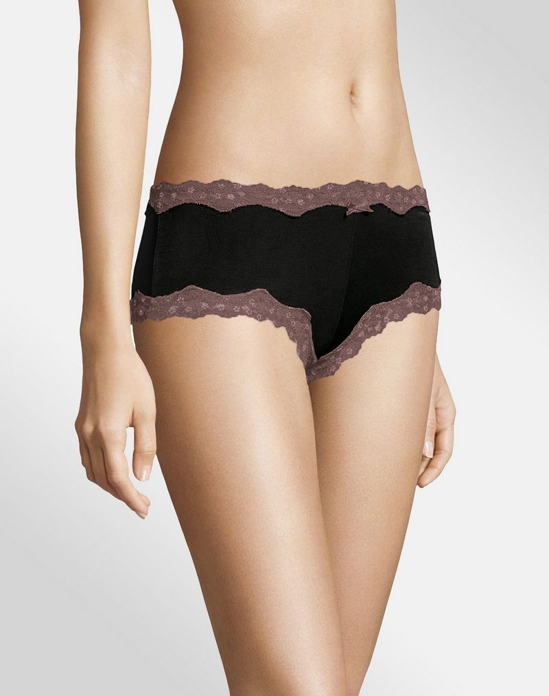Maidenform® Cheeky Scalloped Lace Hipster women Maidenform