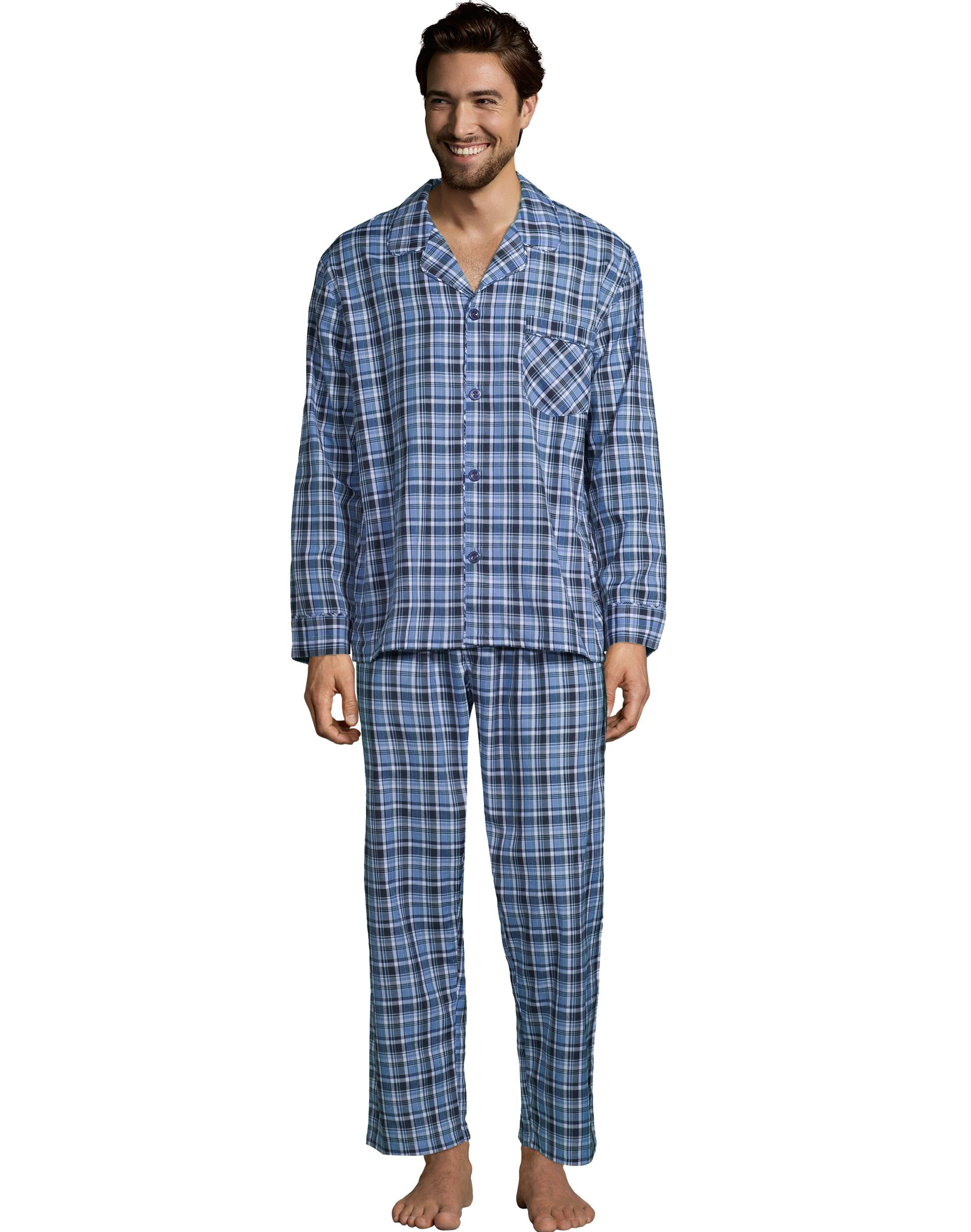 Hanes Men's Woven Pajamas men Hanes