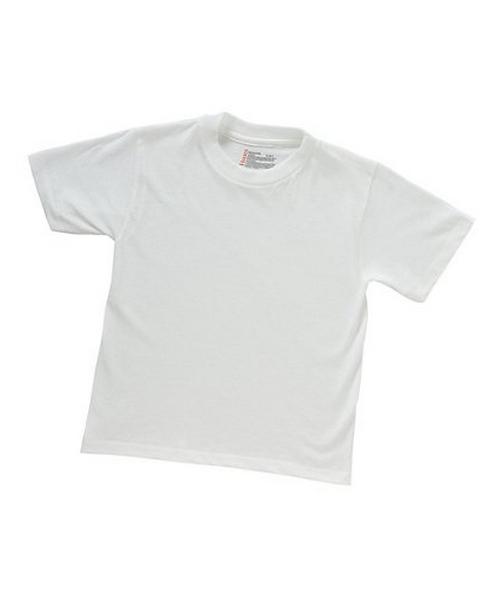 Hanes ComfortSoft® Tagless® Boys' Crewneck T-Shirt 3-Pack youth Hanes