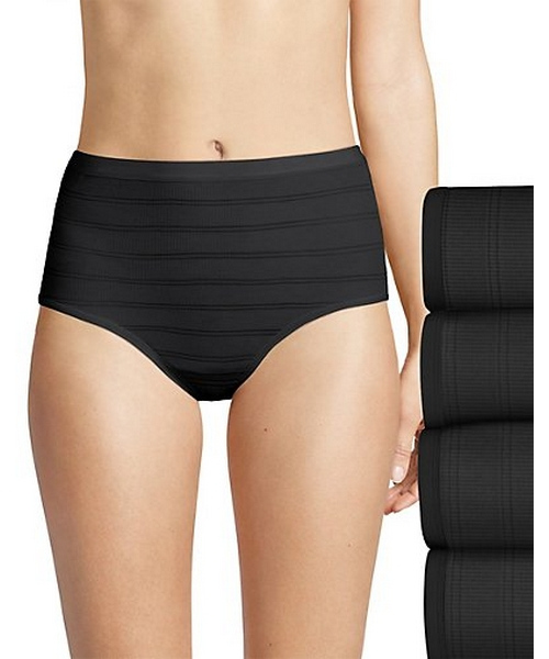 Hanes Ultimate™ Comfort Flex Fit® Brief 4-Pack women Hanes