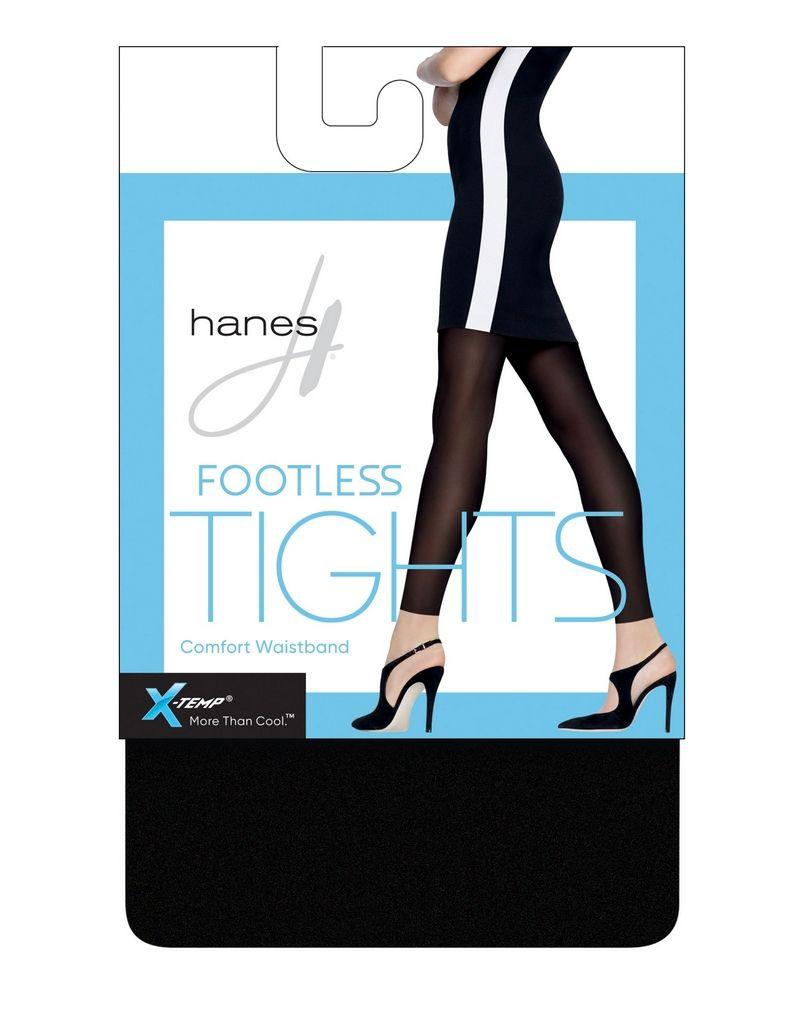 Hanes X-Temp Footless Tights women Hanes