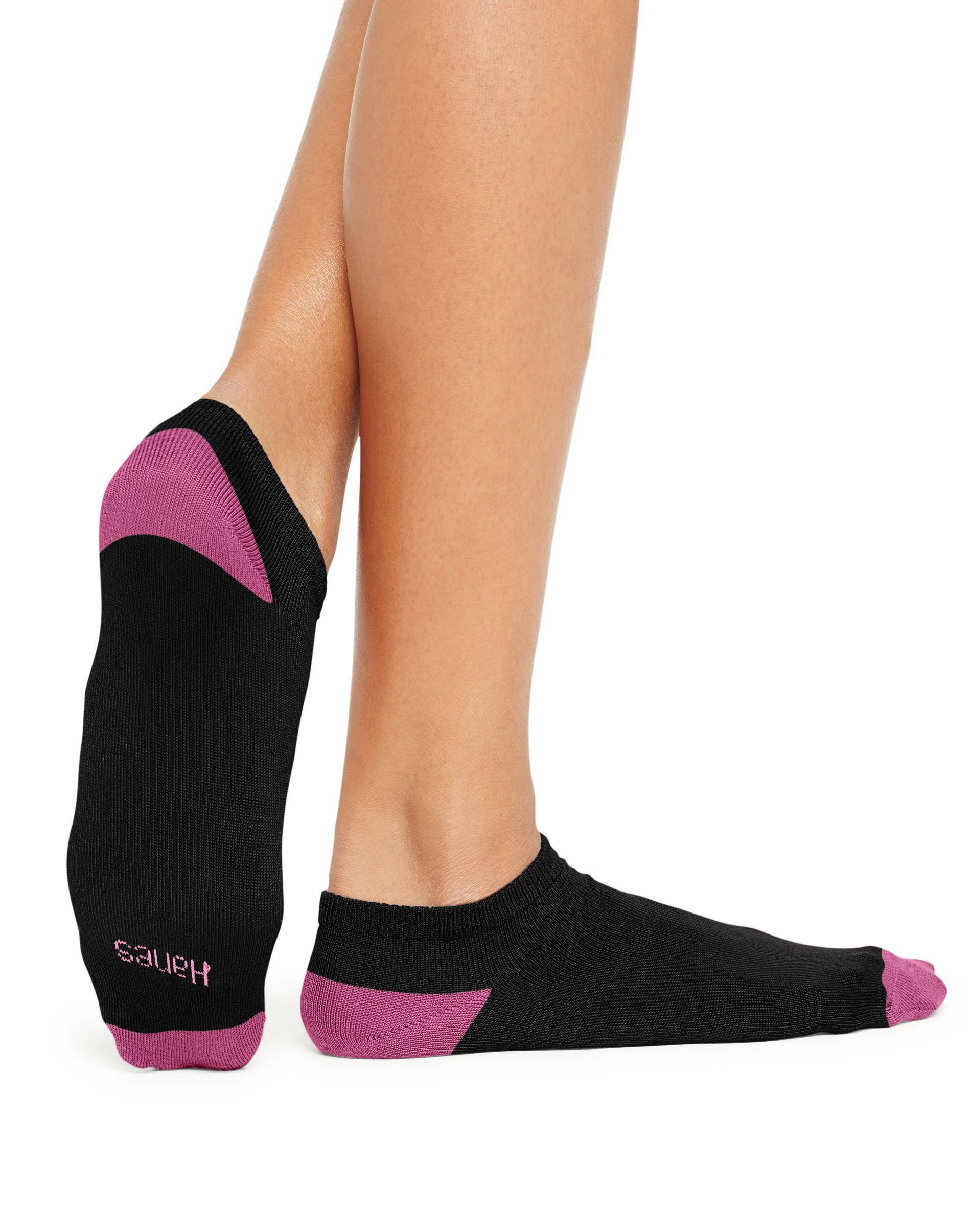 Hanes Women's ComfortSoft® Low Cut Socks 3-Pack women Hanes