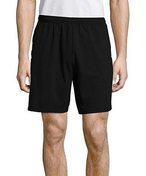 Hanes Men's Jersey Pocket Short men Hanes