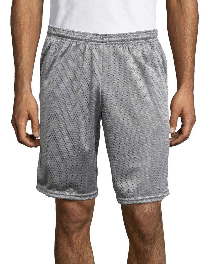 Hanes Sport™ Men's Mesh Pocket Shorts men Hanes